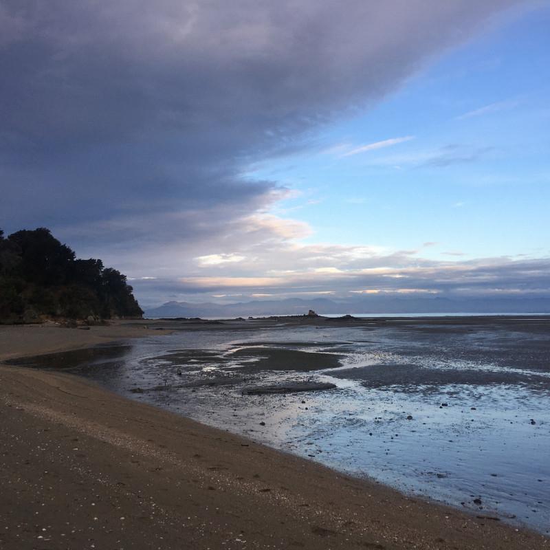 Tapu Bay Beach