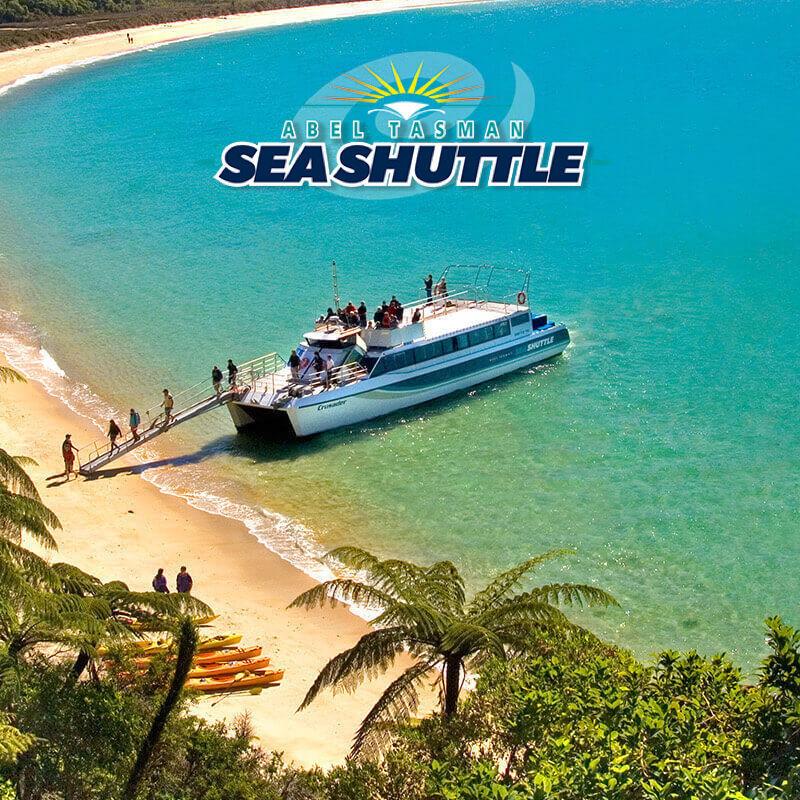 Abel Tasman Sea Shuttle (abeltasmanseashuttles.co.nz)